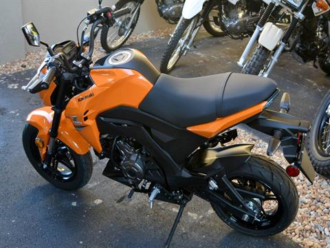2019 Kawasaki Z125 Pro in Clearwater, Florida - Photo 6