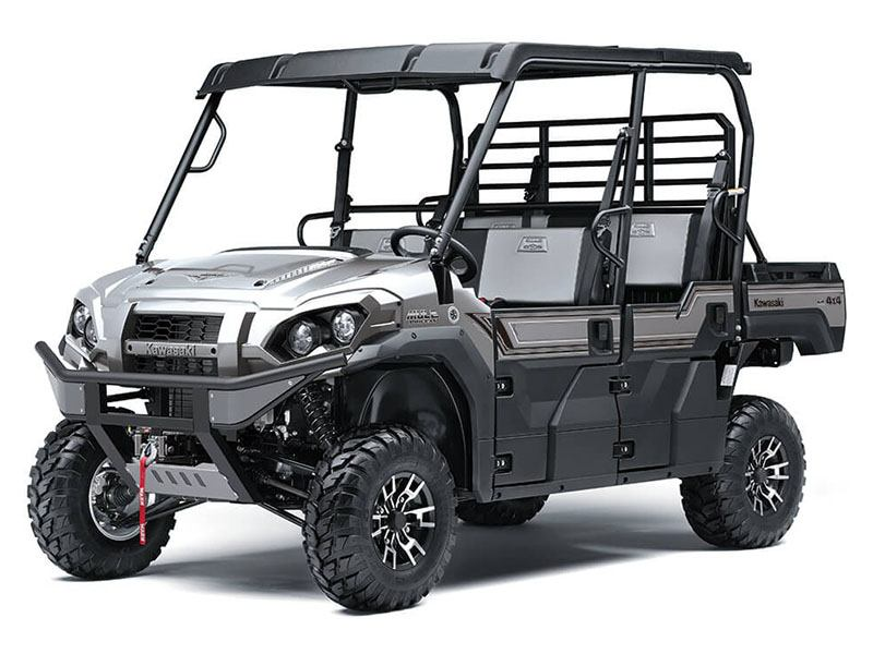 2021 Kawasaki Mule PRO-FXT Ranch Edition in Clearwater, Florida - Photo 4