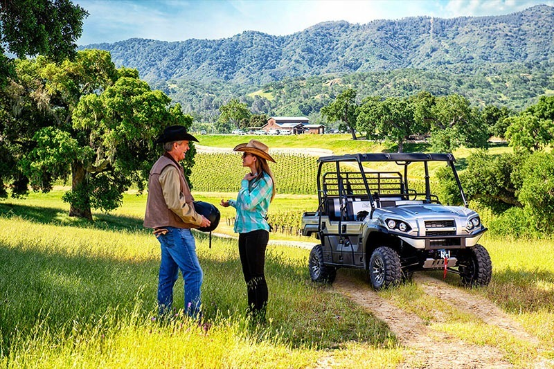 2021 Kawasaki Mule PRO-FXT Ranch Edition in Clearwater, Florida - Photo 7