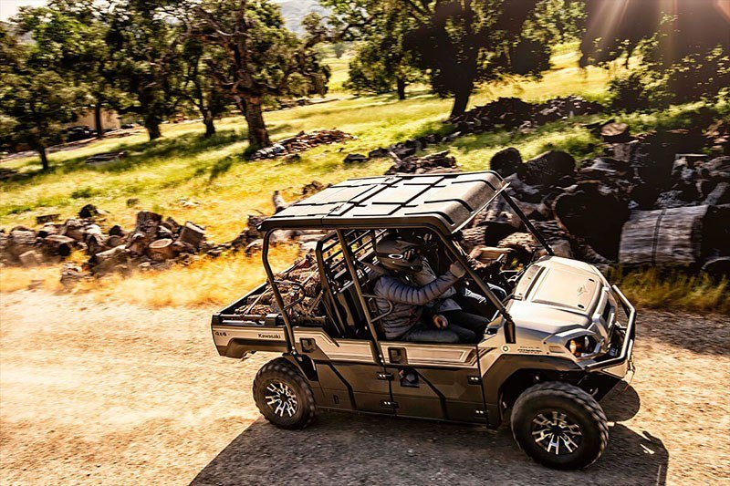 2021 Kawasaki Mule PRO-FXT Ranch Edition in Clearwater, Florida - Photo 5
