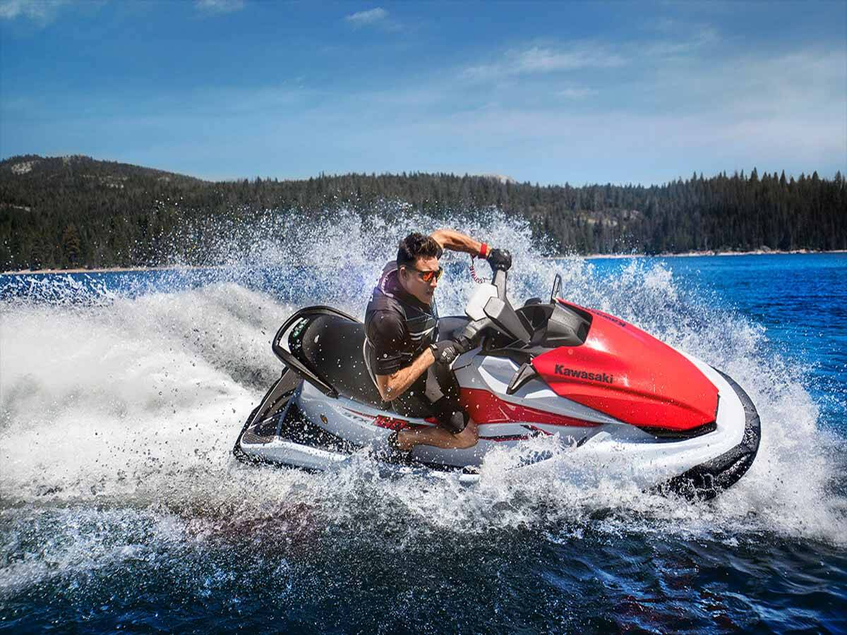 2021 Kawasaki Jet Ski STX 160 in Clearwater, Florida - Photo 7