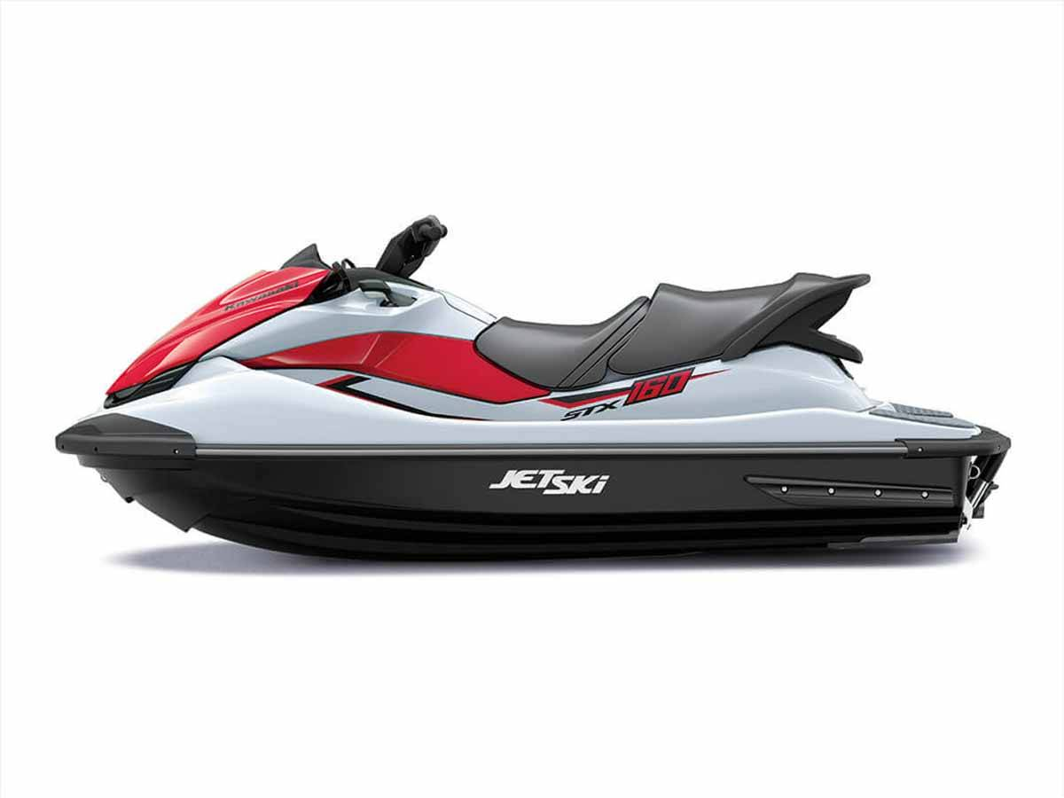2021 Kawasaki Jet Ski STX 160 in Clearwater, Florida - Photo 2