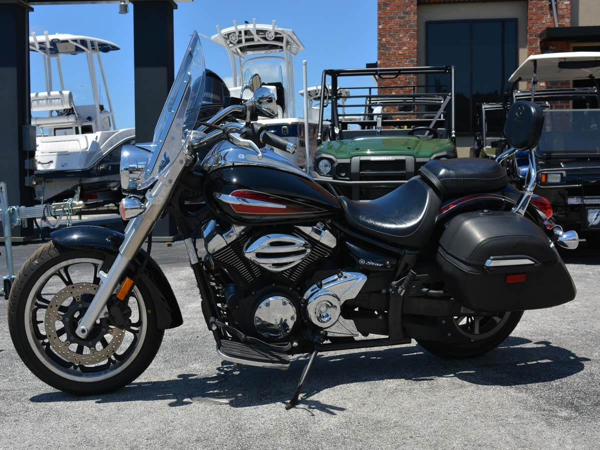 2014 Yamaha V Star 950 Tourer in Clearwater, Florida - Photo 1