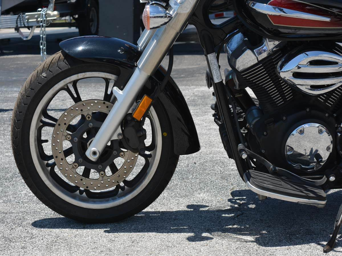 2014 Yamaha V Star 950 Tourer in Clearwater, Florida - Photo 3