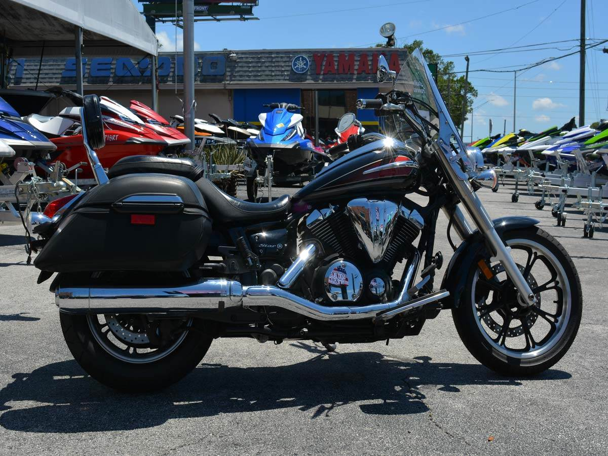 2014 Yamaha V Star 950 Tourer in Clearwater, Florida - Photo 2