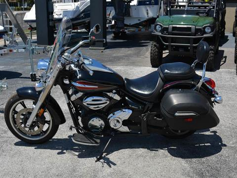 2014 Yamaha V Star 950 Tourer in Clearwater, Florida - Photo 4