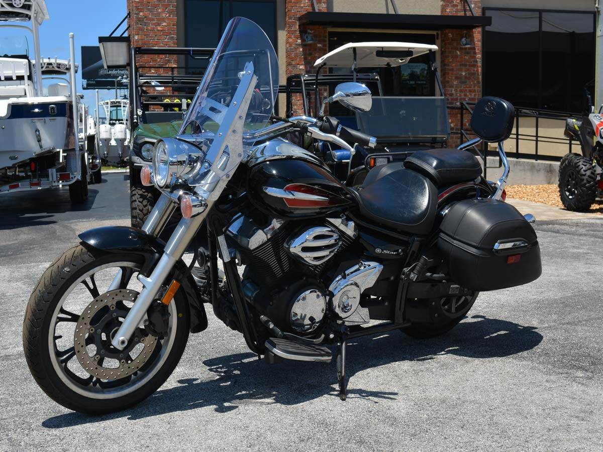 2014 Yamaha V Star 950 Tourer in Clearwater, Florida - Photo 6