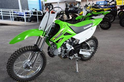 2018 Kawasaki KLX 110 in Clearwater, Florida - Photo 1