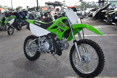 2018 Kawasaki KLX 110 in Clearwater, Florida - Photo 2