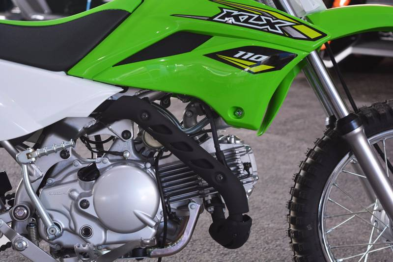 2018 Kawasaki KLX 110 in Clearwater, Florida - Photo 4