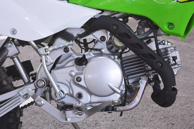 2018 Kawasaki KLX 110 in Clearwater, Florida - Photo 5