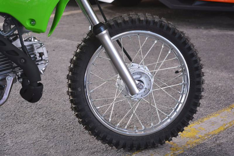2018 Kawasaki KLX 110 in Clearwater, Florida - Photo 7