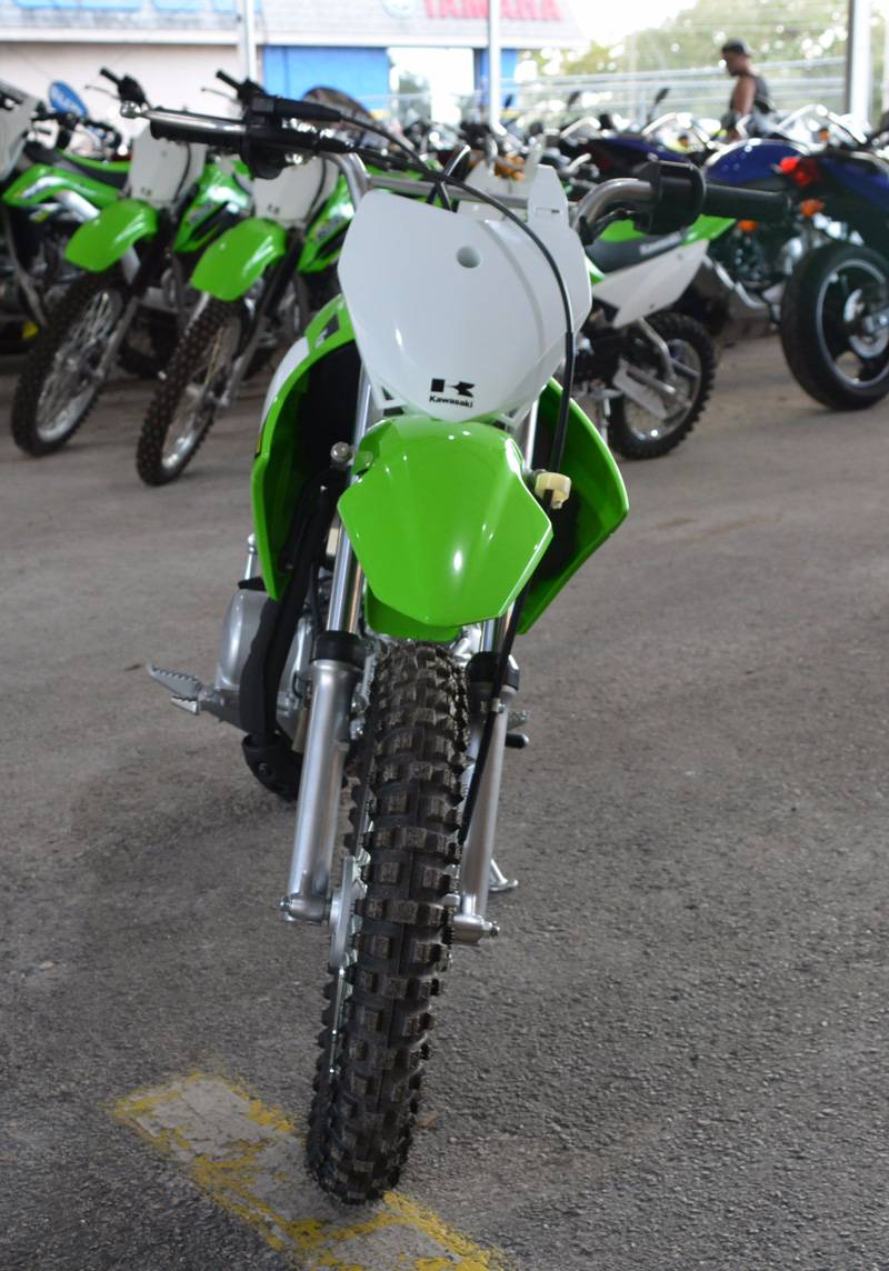 2018 Kawasaki KLX 110 in Clearwater, Florida - Photo 8
