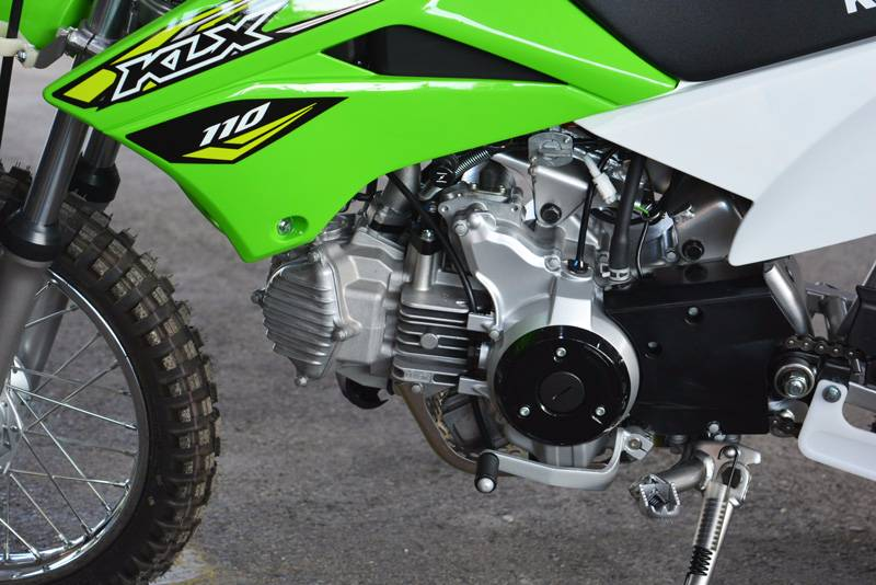 2018 Kawasaki KLX 110 in Clearwater, Florida - Photo 12