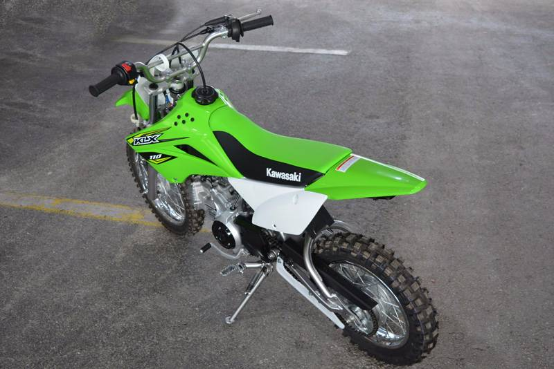 2018 Kawasaki KLX 110 in Clearwater, Florida - Photo 13