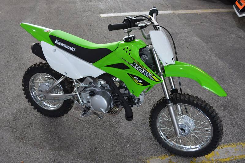 2018 Kawasaki KLX 110 in Clearwater, Florida - Photo 14