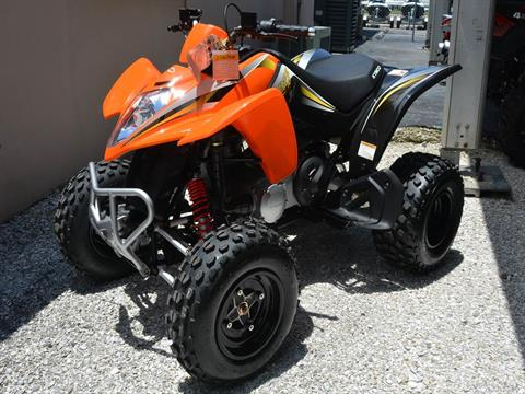 2018 Kymco Mongoose 270 in Clearwater, Florida