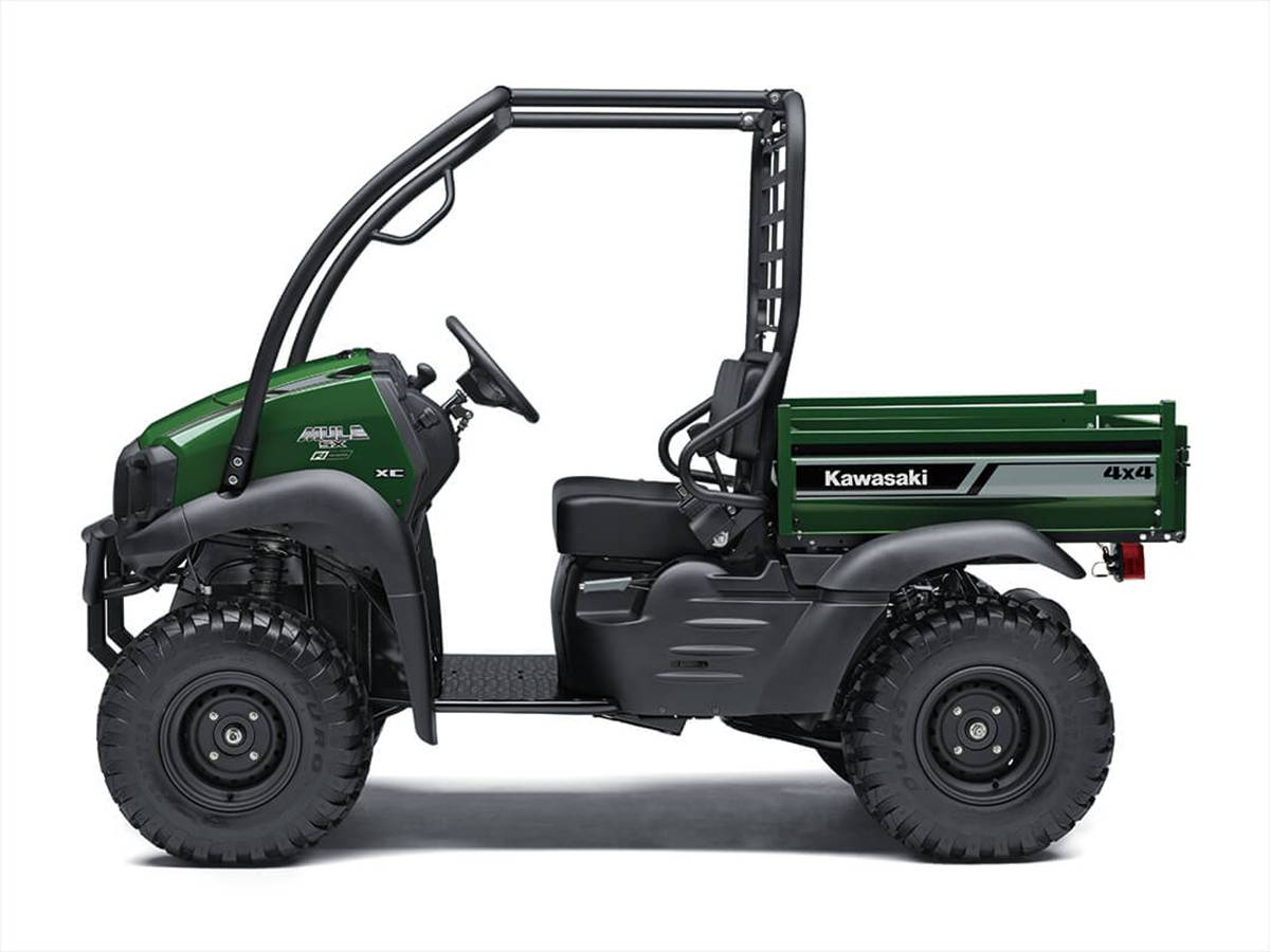 2021 Kawasaki Mule SX 4X4 XC FI in Clearwater, Florida - Photo 2