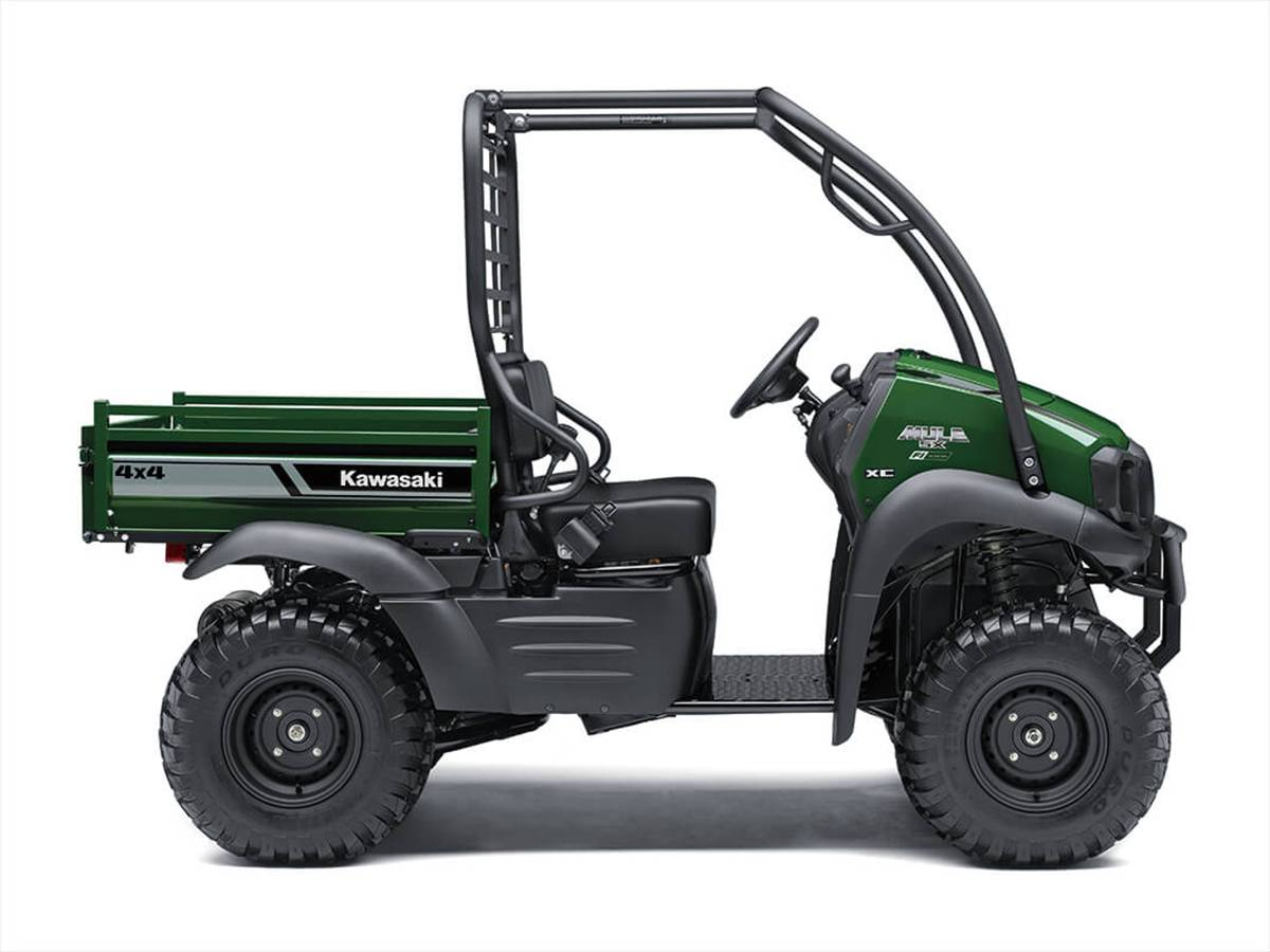 2021 Kawasaki Mule SX 4X4 XC FI in Clearwater, Florida - Photo 1