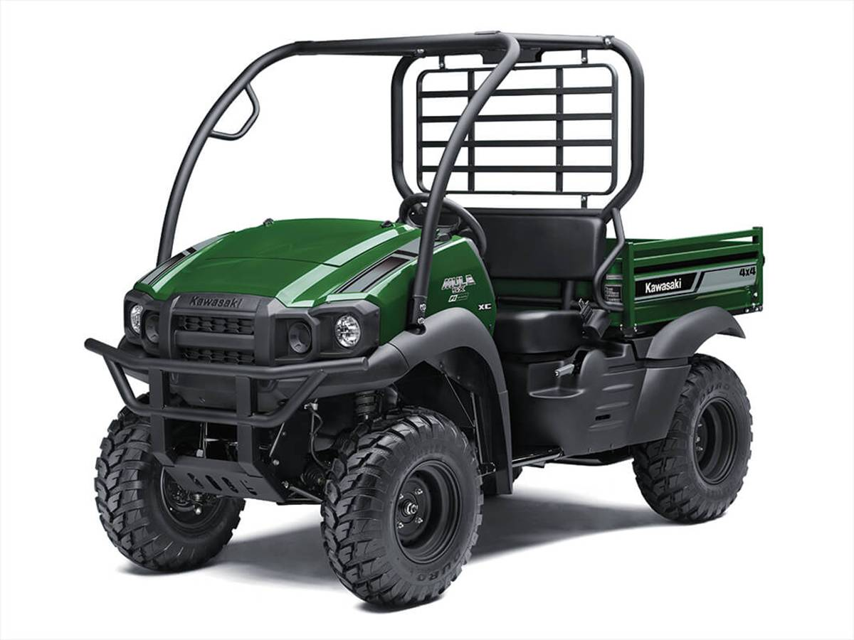 2021 Kawasaki Mule SX 4X4 XC FI in Clearwater, Florida - Photo 4