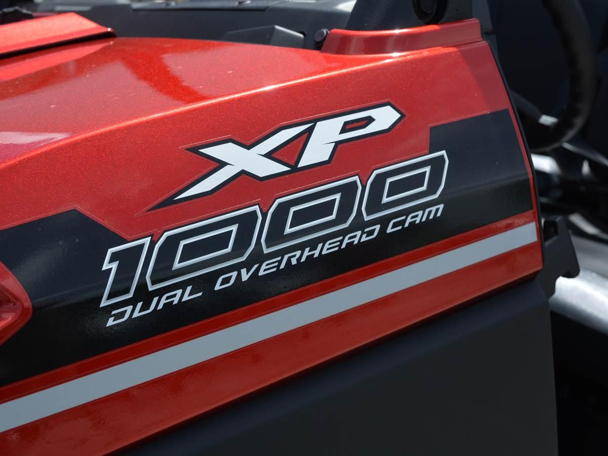 2019 Polaris Ranger Crew XP 1000 EPS Premium 5
