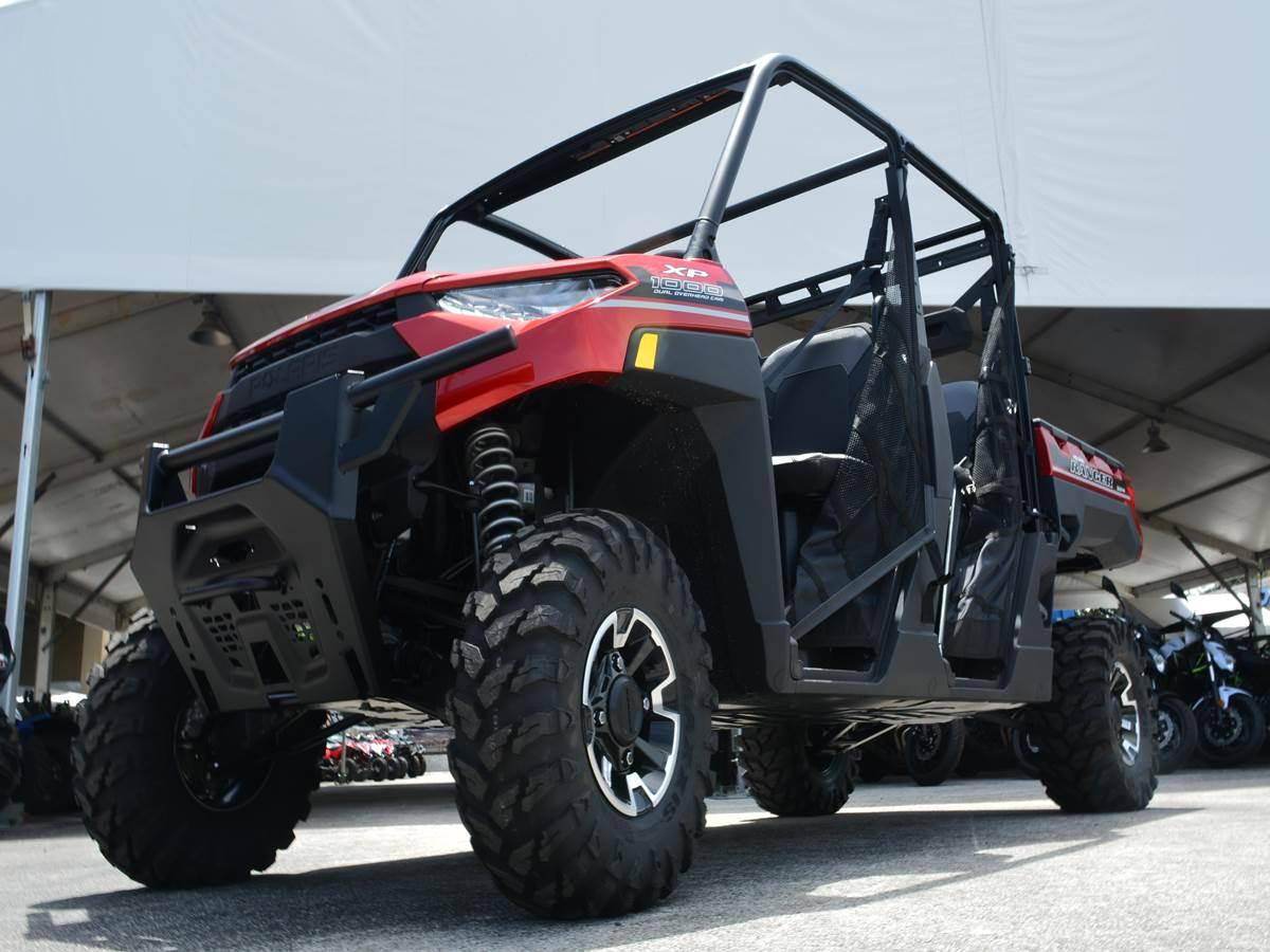 2019 Polaris Ranger Crew XP 1000 EPS Premium 9