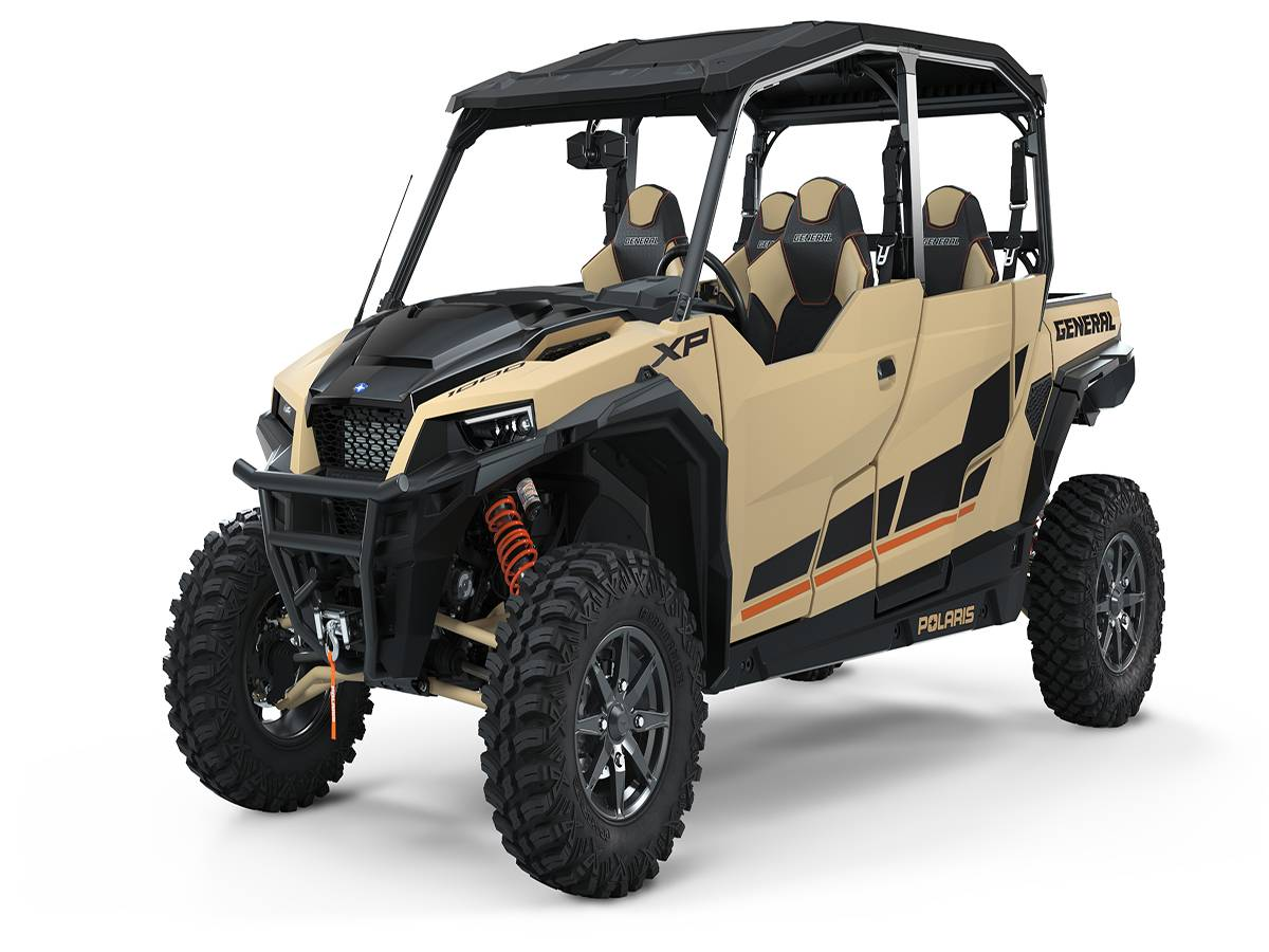 2021 Polaris General XP 4 1000 Deluxe Ride Command in Clearwater, Florida - Photo 6