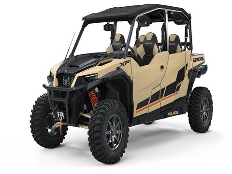 2021 Polaris General XP 4 1000 Deluxe Ride Command in Clearwater, Florida - Photo 9