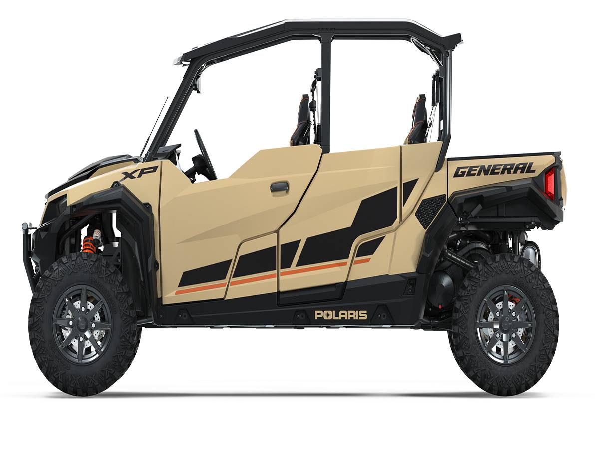 2021 Polaris General XP 4 1000 Deluxe Ride Command in Clearwater, Florida - Photo 12