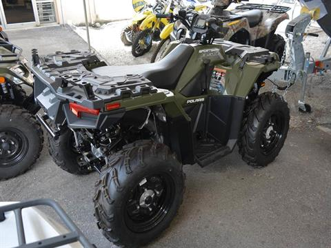 2020 Polaris Sportsman 850 in Clearwater, Florida - Photo 2