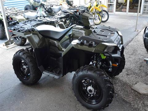 2020 Polaris Sportsman 850 in Clearwater, Florida - Photo 8