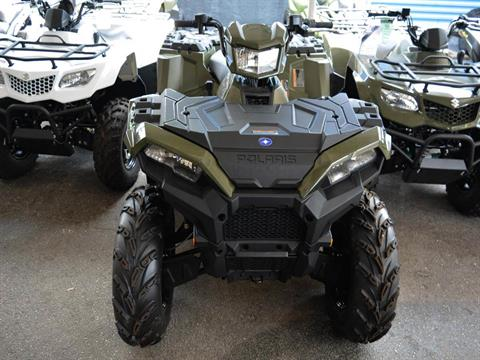 2020 Polaris Sportsman 850 in Clearwater, Florida - Photo 9