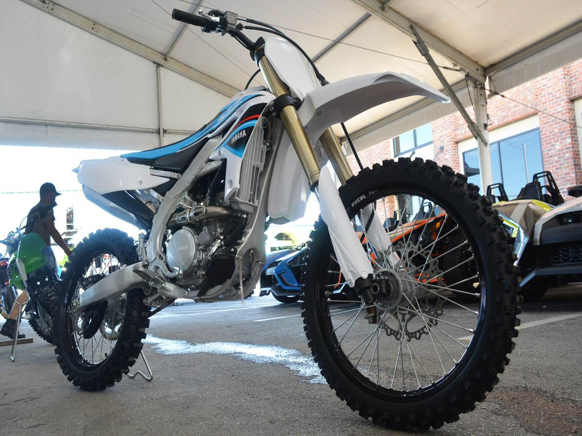 2019 Yamaha YZ250F in Clearwater, Florida