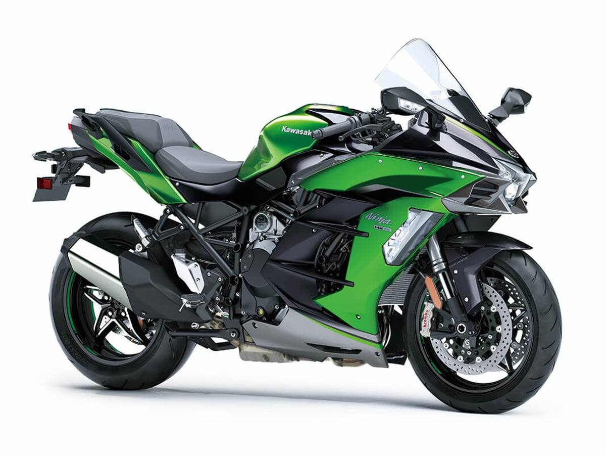 2021 Kawasaki Ninja H2 SX SE+ in Clearwater, Florida - Photo 2
