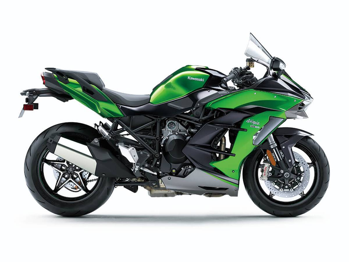 2021 Kawasaki Ninja H2 SX SE+ in Clearwater, Florida - Photo 1