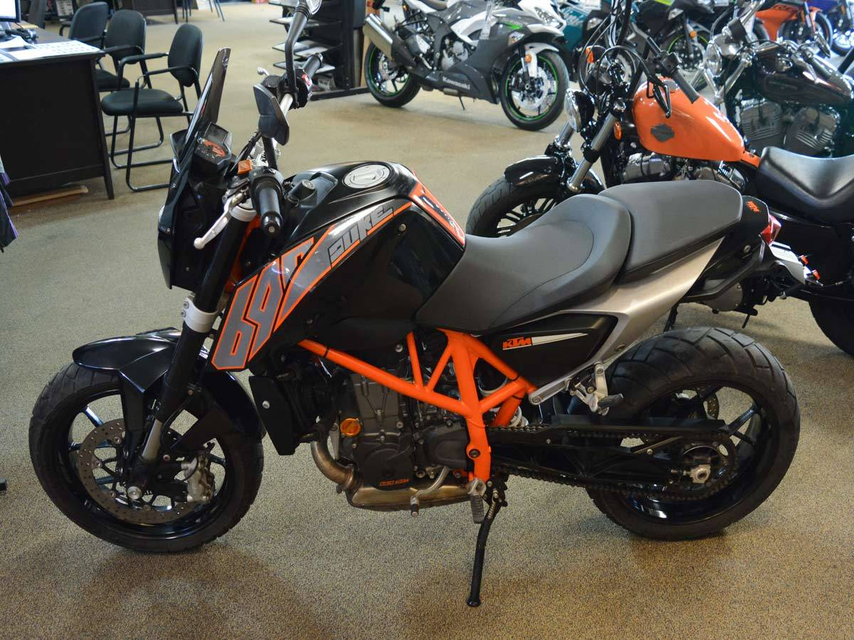 2014 KTM 690 Duke ABS in Clearwater, Florida - Photo 2