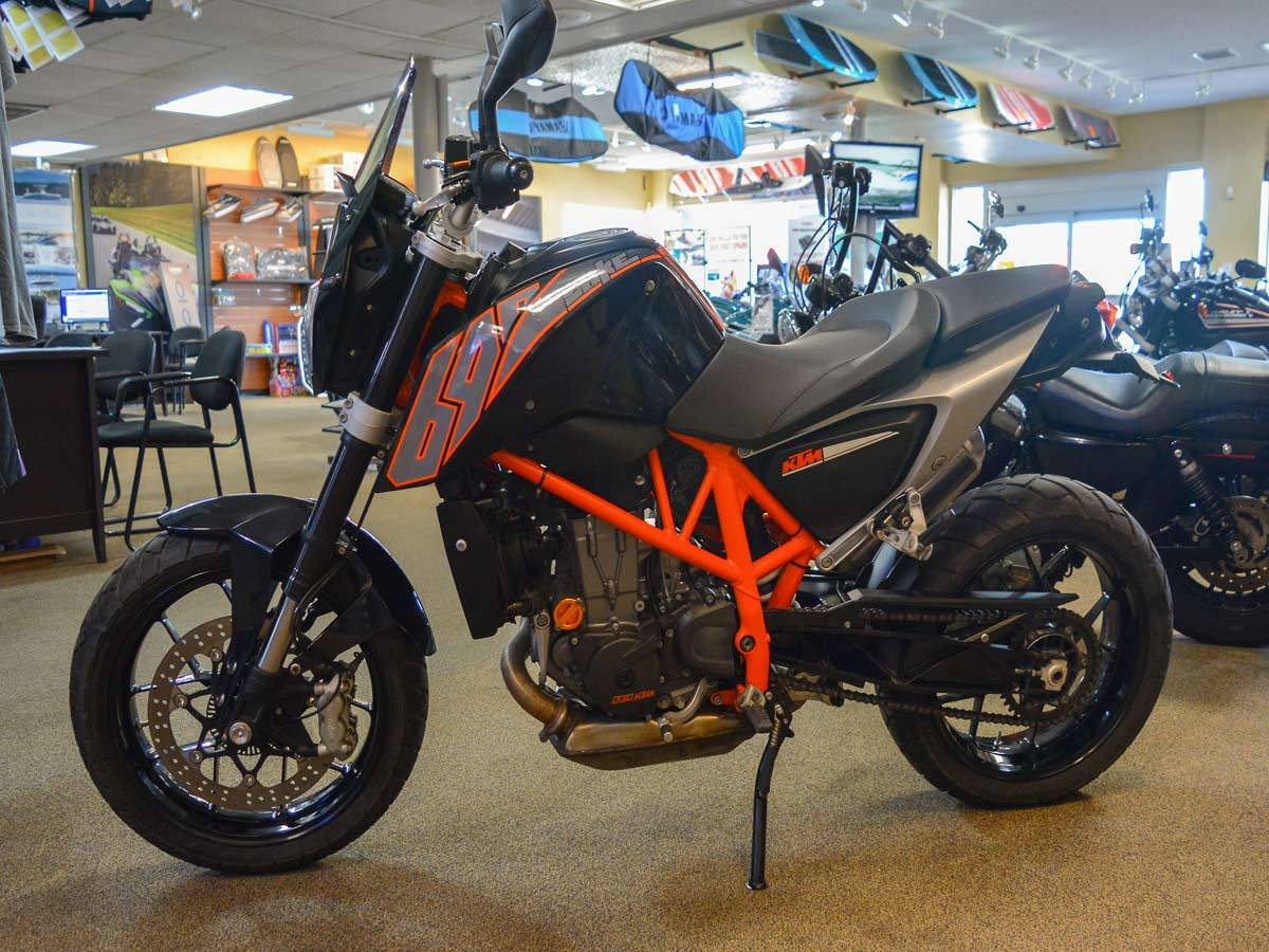2014 KTM 690 Duke ABS in Clearwater, Florida - Photo 5