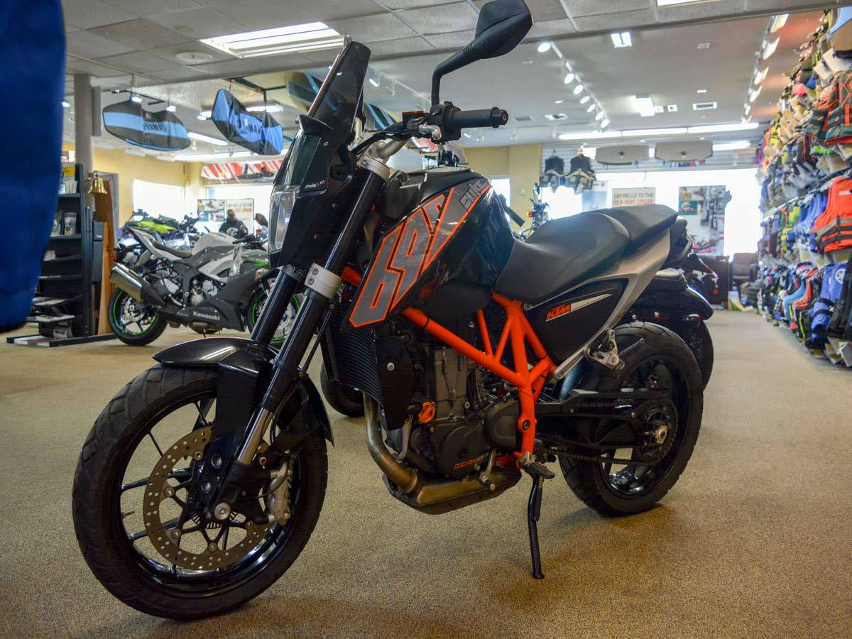 2014 KTM 690 Duke ABS in Clearwater, Florida - Photo 7