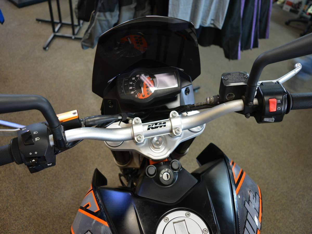2014 KTM 690 Duke ABS in Clearwater, Florida - Photo 8