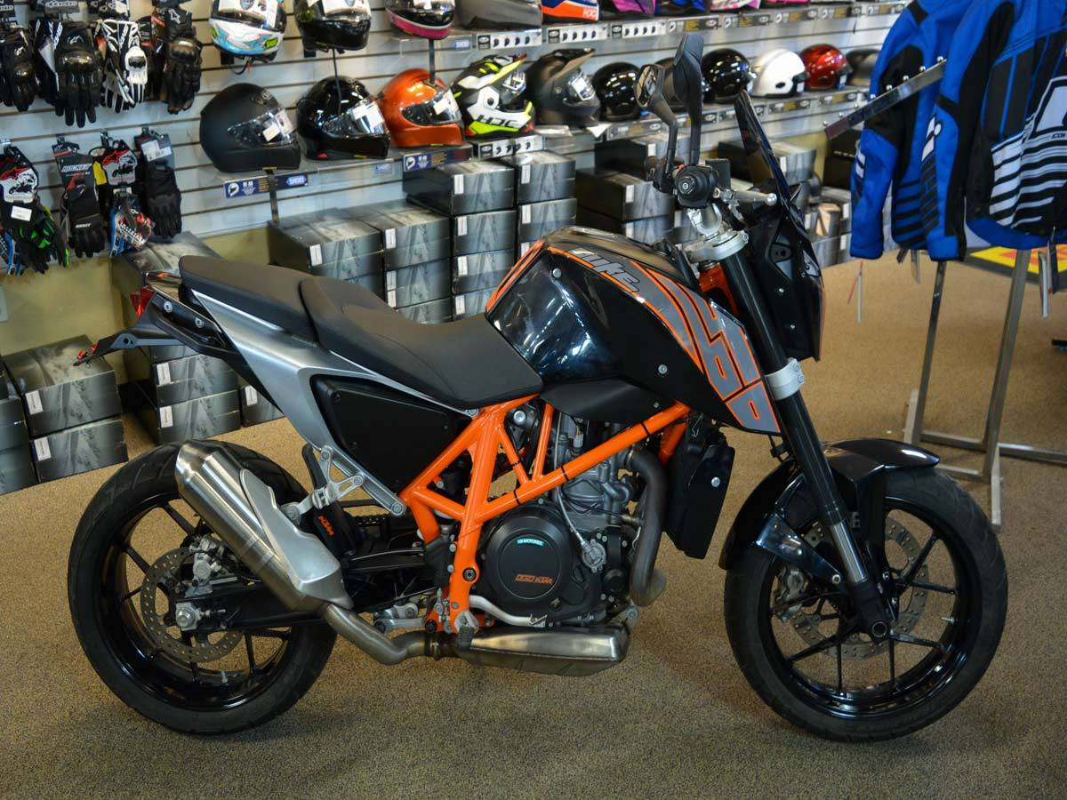 2014 KTM 690 Duke ABS in Clearwater, Florida - Photo 1