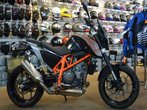 2014 KTM 690 Duke ABS in Clearwater, Florida - Photo 9