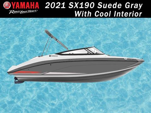 2021 Yamaha SX190 in Clearwater, Florida - Photo 30