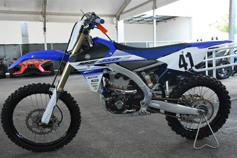 2016 Yamaha YZ450F in Clearwater, Florida