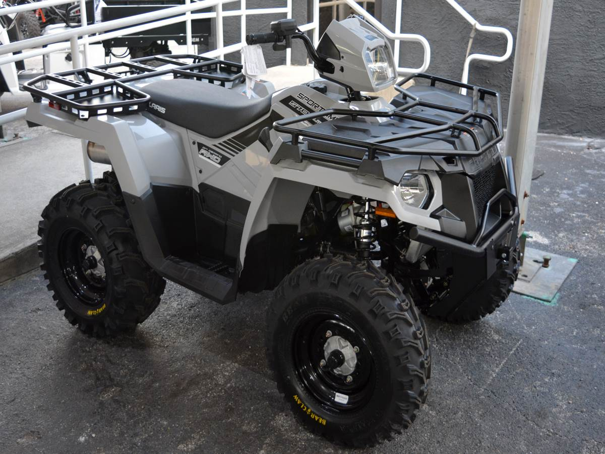 2019 Polaris Sportsman 570 EPS Utility Edition in Clearwater, Florida - Photo 4