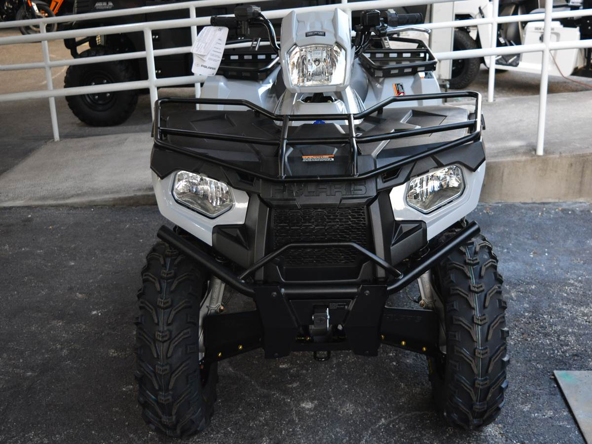 2019 Polaris Sportsman 570 EPS Utility Edition in Clearwater, Florida - Photo 5