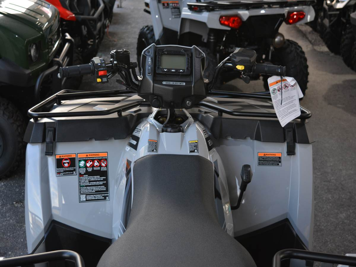 2019 Polaris Sportsman 570 EPS Utility Edition in Clearwater, Florida - Photo 7