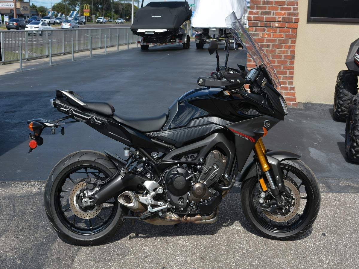 2016 Yamaha FJ-09 in Clearwater, Florida - Photo 1