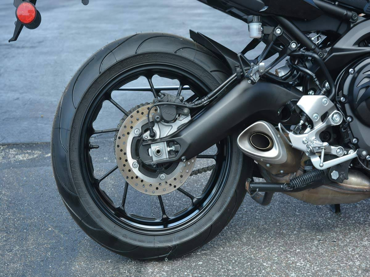 2016 Yamaha FJ-09 in Clearwater, Florida - Photo 6