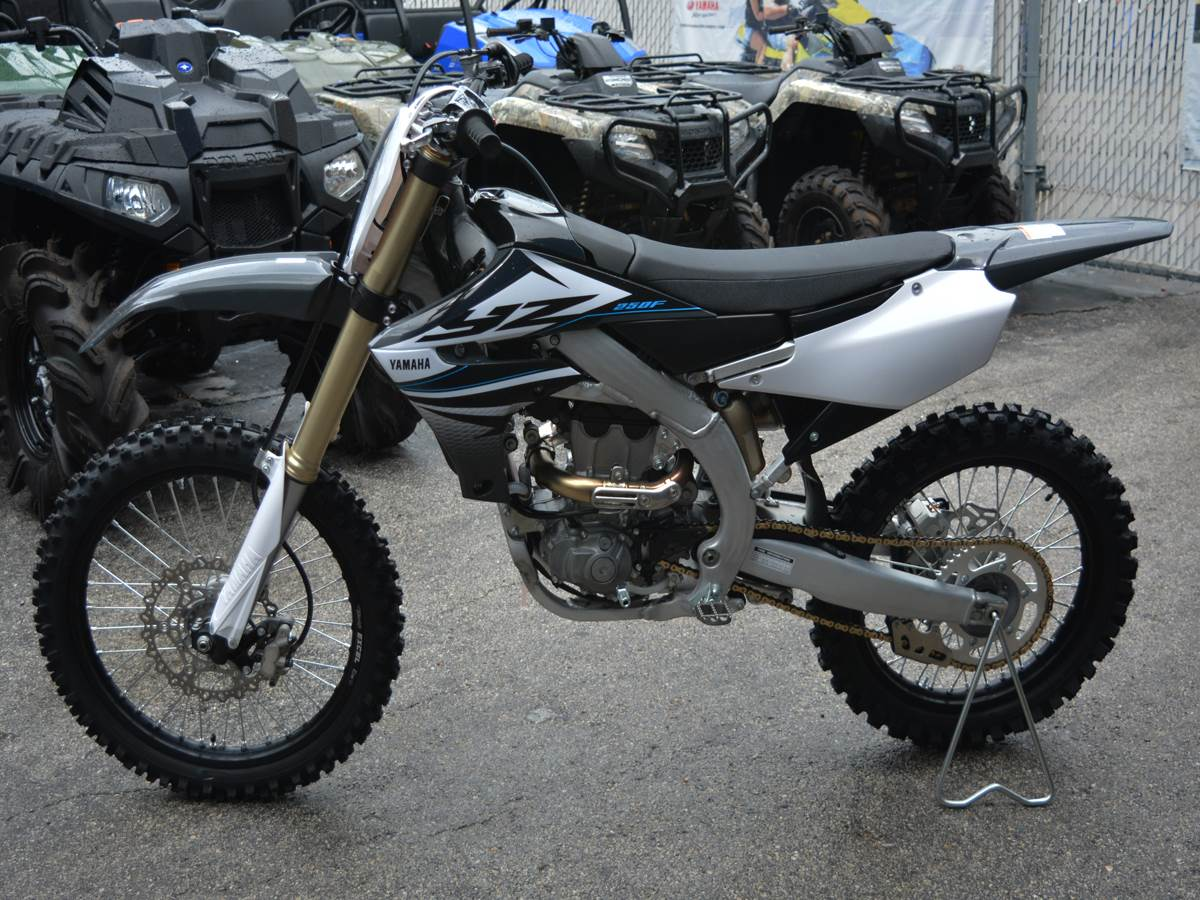 2020 Yamaha YZ250F in Clearwater, Florida - Photo 10