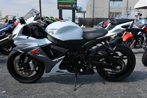 2015 Suzuki GSX-R600 in Clearwater, Florida